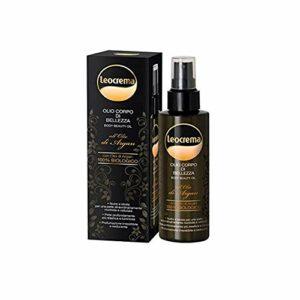6x Beauté Leocrema avec huile d'argan pour le corps Elixir Beauté de la peau Crème pour le corps 150ml