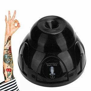 Agitateur de pigment, mélangeur électrique d'encre de tatouage, machine de secouage de vernis à ongles liquide pour encre de tatouage Vernis à ongles Adhésifs pour cils Peintures Pigments (US Plug)