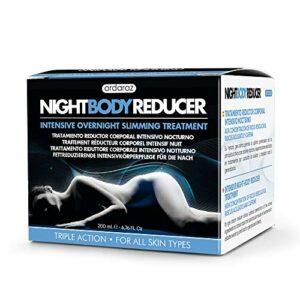 ARDARAZ. Crème minceur anti-cellulite. Crème amincissante. Amincissant abdominal Intensif Nocturne. Triple action. 200 ml.
