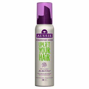 Aussie Uplift Your Hair Mousse pour Cheveux Plats 150ml