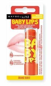 Baume à Lèvres Baby Lips Gemey Maybelline – Orange Burst