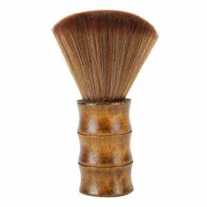 Brosse à barbe en nylon brosse épilateur de cheveux pour salle de bain pour le rasage de la mousse de nettoyage de la poussière brosse de balayage