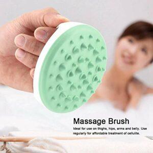 Brosse de bain efficace sans impuretés à la mode pour les cuisses(green)