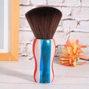 Brosse durable douce d'épilation de cou de brosse à cheveux pour des professionnels pour la beauté