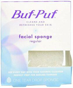 Buf-Puf Eponge ordinaire pour le visage – Peau normale à grasse