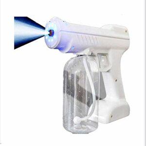 Byakns Petit atomiseur pulvérisation Nano Monsieur Coiffeur Vapeur Spa humidificateur nanomètre Spray Stand Soins pulvérisateur Cheveux Teinture Vapeur