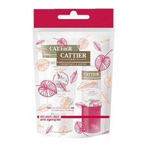 CATTIER Kit Anti-Age Mains/Lèvres