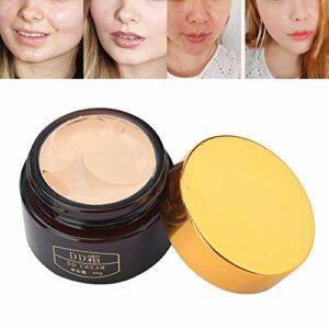 Crème de beauté hydratante DD, Crème hydratante isolant anti-correcteur de peau Cosmetic Care.