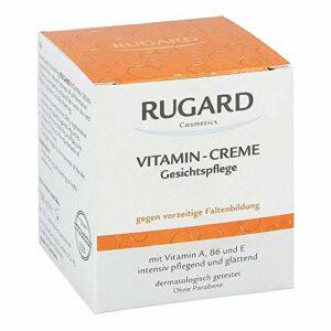 Crème de soin du visage vitaminée Rugard – 100 ml