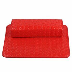 Doux Coussin Bras de main Taie d'oreiller de repos Traitement Nail Art Manucure Soins de salon