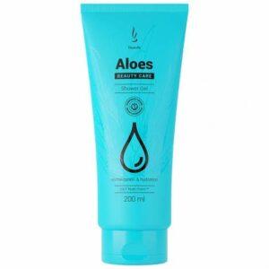 DuoLife – Série Beauty Care (gel douche Aloes).