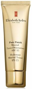 ELIZABETH ARDEN minérale Pure Finish SPF MAQUILLAGE FLUIDE 01 15 50 ML