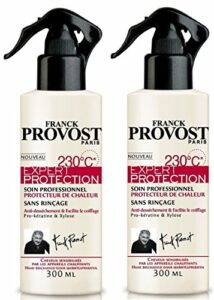 FRANCK PROVOST Expert Protection Soin Professionnel 230°C 300ml – Lot de 2