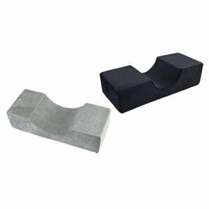 freneci 2 Composent L'oreiller D'extension de Cils Confortable Professionnel pour La Maison de Salon