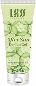 Gel Glamorous Hub Lass After Sun De Tan pour peaux sensibles (l'emballage peut varier)
