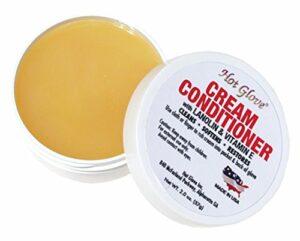 Hot Glove Après-shampoing crème pour gants et soins du cuir Taille unique (107)