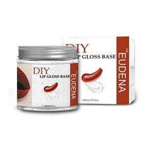 Hydrater Base de Brillant à lèvres,Matériau de l'huile pour les lèvres les apprêts de maquillage la base anti-adhésive de rouge à lèvres pour les baumes à lèvres faits à la main-200ml