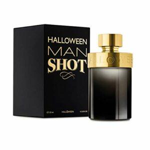 Jesus Del Pozo Halloween Shot Man Eau Pulvérisée Set Cologne + Lotion pour Corps + Mini Eau de Cologne 175 ml