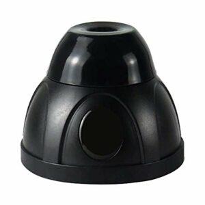 Lab Mini Vortex Mixer 4000rpm Vortex Shaker Salon Mixer, Vernis À Ongles, Adhésifs Pour Cils, Peintures, Pigments De Maquillage Permanents, Mélange Jusqu'à 50 Ml ( Color : Black , Size : Wireless )