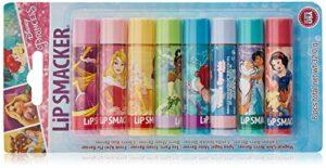 Lip Smacker Coffret 8 Baume à Lèvres Disney Princesse