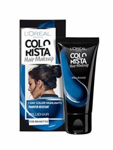 L'Oréal Paris Maquillage pour cheveux BlueHair – Colorista – Le flacon de 30 ml