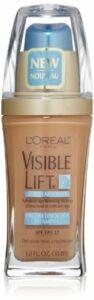 L'OREAL – Visible Lift Serum Absolute avancé l'âge Renverser Maquillage Sun Beige – 1 fl. onces. (30 ml)