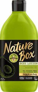 Lotion pour le corps Nature Box Avocat, 385 ml