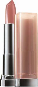 Maybelline New York Color Sensational Stripped Nudes Rouge à Lèvres 728 Honey Beige