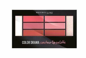 Maybelline New York Lip Contour Palette pour Lèvres Blushed