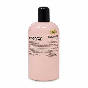 Mehron Latex pour liquide de maquillage (16 onces) (Light Chair)