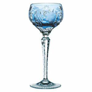 Nachtmann 3500/2 Lot de 4 verres et 1 roemer grand modèle 3500/2 raisins aqua 35948 + 1 produit de soin pour le corps Trinitae