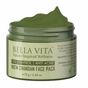Pack visage anti-acné Neem Chandan pour peaux grasses