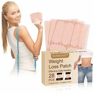Patch Minceur, Anti Cellulite Patchs, Slimming Patch, Slim Patch, Slim Patch Minceur, Patch Amincissant, Soin Raffermissant, Sculptant, Perte de Poids Rapide en Sécurité pour les jambes bras abdomen