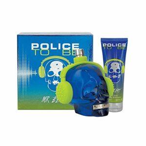 POLICE Coffret To Be Mr Beat Eau de Toilette 75 ml + Gel Cheveux & Corps 100 ml