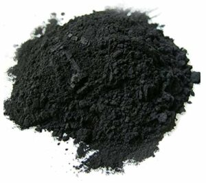 Poudre de charbon actif – 25/50 gr – utilisation dans les masques, enveloppements corporels, gommages, formulations exfoliantes, colorant pour savons, formulations de maquillage comme mascara (25 Gr)