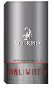 Scorpio – Eau de Toilette – Unlimited – Format 75ml