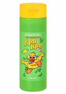Shampooing et lait de toilette Kria-Kria pour enfants | Choisissez votre type 170ml (Shampooing au Sumac)
