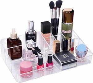 XUYI 66 Bouteilles de 6 Niveaux Acrylique Vernis à Ongles présentoir Support deMaquillage Organisateur de Maquillage