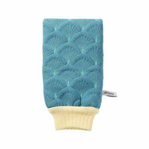 zxb-shop Serviette de beauté pour Le Corps Avancée Gants Exfoliant Exfoliant Mince Design Compact Gant Type Exfoliant Serviette Linge de Bain / Serviette exfoliante ( Color : B , Size : 6 Pack )