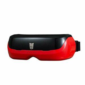 Appareil de massage oculaire électrique Réduire l'enflure & Soulager la fatigue Favoriser l'absorption des nutriments par les yeux Machine de soin des yeux pour la relaxation des yeux avec vapeur
