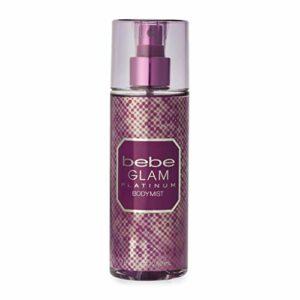 Bebe Glam Platinum Brume pour Corps pour Femme 8.4 oz 238.14 g