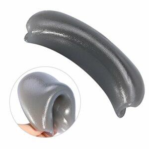 BigBig Style Durable Silicone Verticale Shampoing Bol Cou Coussin Doux pour Salon de Cheveux Lavabo
