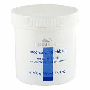 Biomaris – Corps & Bain – Bain de lait au sel de mer – 400 g