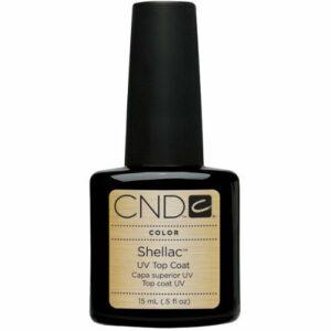 CND Shellac Vernis à ongles top coat Taille 14,2gram (grande taille) -15ml Body Care/soins de beauté/soins du corps/Beautycare