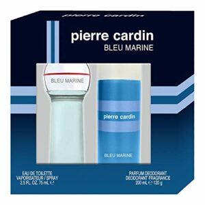 CORINE DE FARME Coffret Pierre Cardin Eau de Toilette Bleu Marine + Déodorant 1 Unité