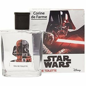 Corine De Farme | Star Wars | Parfum Enfant | Eau De Toilette Disney | 50ml | Fabrication Française 025995