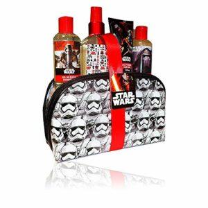 Disney Star Wars Coffret Cadeau Bain et Parfum pour enfant, 5 Pièces