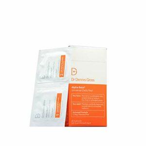 Dr Dennis Gross – Alpha Beta Peel – Original Formula (For Sensitive Skin) 30 Applications – Soins De La Peau