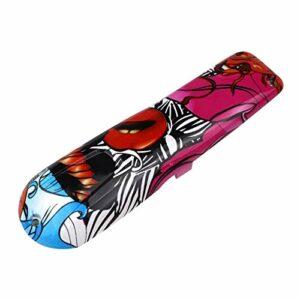 Harilla Couvercle de Logement Arrière de Bricolage pour Tondeuses à Cheveux électriques Wh-al 8148/8591, de Haute Qualité – Lèvre rouge