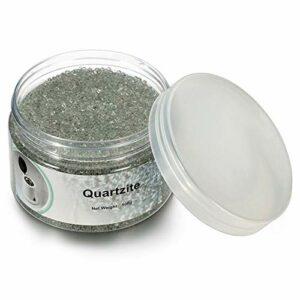 Huante Perles de désinfection de 500 g de sable de quartz pour la coiffure et la beauté des ongles